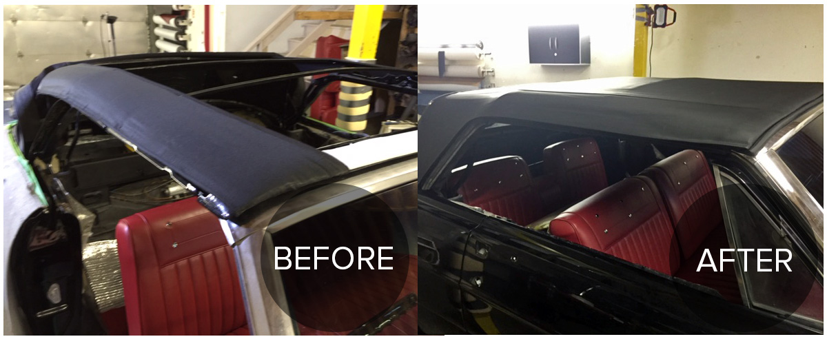 before and after auto upholstery parksville qualicum. Black Bedroom Furniture Sets. Home Design Ideas